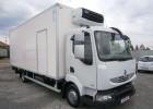 ciężarówka Renault Midlum MIDLUM 190 DXI / CHŁODNIA / CARRIER / SERWIS /