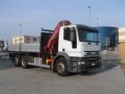 Iveco Eurotech 260E43 LKW