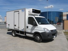 camión frigorífico Iveco usado