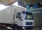 camión MAN TGL 12.210 BL