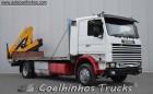 Scania M 113M320 truck