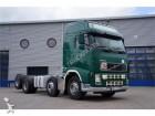 vrachtwagen Volvo FH480 8x2 Full steel suspension