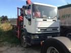 camion Iveco Eurotech 150E18