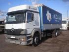 camião cortinas deslizantes (plcd) Mercedes usado