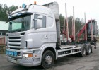 inne ciężarówki Scania używana