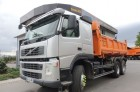 Volvo FM400 truck