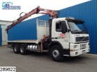 camión Volvo FM12 420 6x4, Manual, Airco, Steel suspension, N