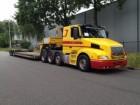 Volvo NH12 460, EURO 2, 8x4 ,50 MM schotel, manual, Na
