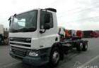 inne ciężarówki DAF używana