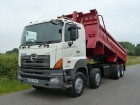used Hino tipper truck