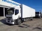 camião furgão Renault usado
