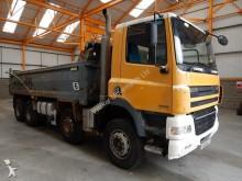 DAF CF85 STEEL TIPPER - 2006 - EU06 BCZ truck