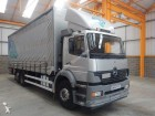 used Mercedes tautliner truck