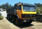 camión Mercedes 3535