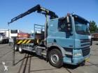 camion DAF 85.340 MANUEL/6X2/OPEL LAADBAK/CRANE PK 2002 PER