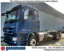 camion Mercedes Actros 2555L 6x2 mit Retarder, V8 Motor Sitzhzg.