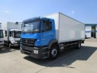 camion Mercedes Axor 1829 L Isolierkoffer 7 m LBW 2 to. NL 9,66