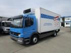 camion Mercedes Atego 1224 L Kühlkoffer LBW 1 to. CARRIER
