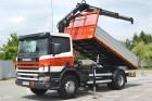 Scania D 94D230 truck