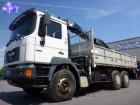 camion MAN 26 414