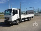 camion plateau standard MAN occasion