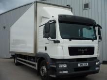used MAN box truck
