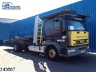 camion porte voitures Iveco occasion