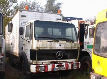 autres camions Mercedes occasion