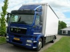 camion obloane laterale suple culisante (plsc) MAN second-hand
