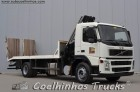 camião porta máquinas Volvo usado