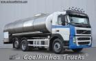 used Volvo tanker truck
