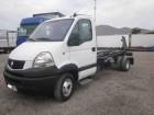camión portacontenedores Renault usado
