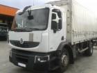 camión lona corredera (tautliner) Renault usado