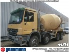 used Mercedes concrete mixer truck