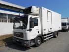camion frigo multitemperature MAN usato
