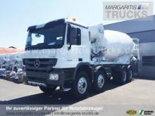 gebrauchter Mercedes LKW Betonmischfahrzeug Kreisel / Mischer