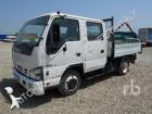camion benne Isuzu occasion