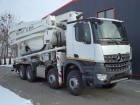 neu Mercedes LKW Betonmischfahrzeug Mischer + Pumpe
