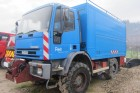 camion magasin Iveco occasion
