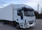 camion isotermico Iveco usato