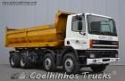 used DAF tipper truck
