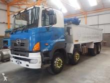 camion Hino 3213 8 X 4 ALUMINIUM INSULATED TIPPER - 2006 - SY56 ARU