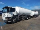 used Scania food tanker truck