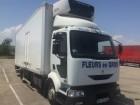 camion frigo spécial fleurs Renault occasion