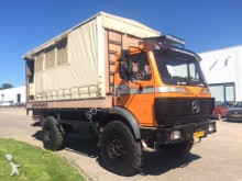 camion Mercedes 1722 4x4 Overlander/Expeditie