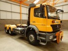 Mercedes AXOR 2629 DEMOUNT CHASSIS CAB - 2007 - CN57 HGU truck