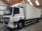 DAF CF65 18 TONNE BOX - 2007 - DK57 FXT truck