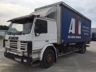 camion porte containers Scania occasion