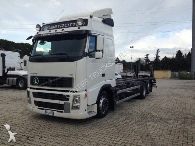 camion volvo fh 440 occasion n 1355040. Black Bedroom Furniture Sets. Home Design Ideas
