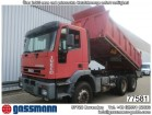 Iveco Euro Tr. / 260 EH 38 6x4 / 6x4 NSW/Tempomat truck